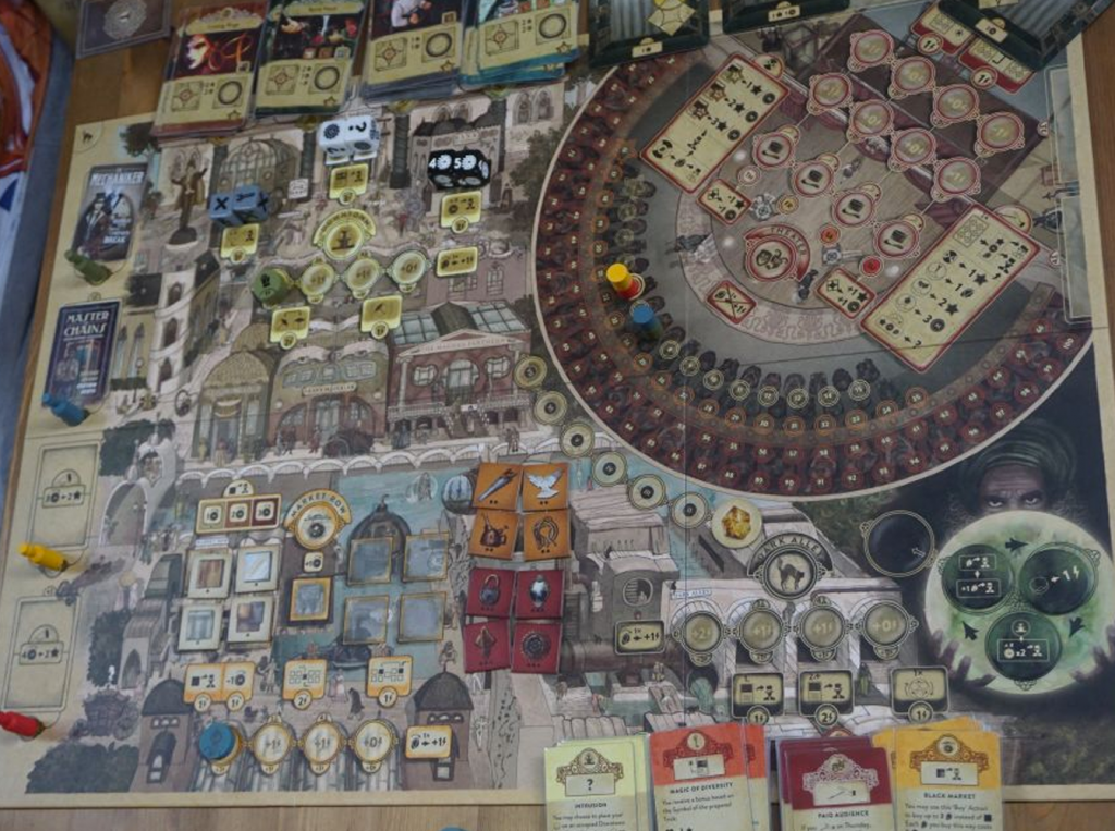 The Best Complex Board Games To Play Today Detailed